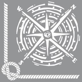 Nautical Knot - Nautical Knot 30,5 x 30,5 cm.