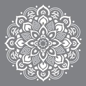 Stencil Mandala - Stencil Mandala 30,5 x 30,5 cm