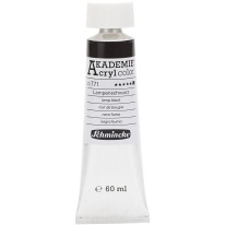 Acryl color Lamp black 60ml