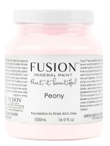 Fusion Mineral Paint Peony