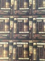 Papper till decoupage  Böcker 50x70