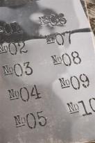 Schablon nummer