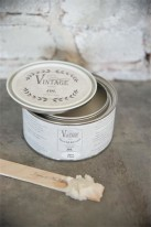 Vintage Paint Wax Clear