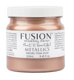 Fusion - Rose Gold - Metallic
