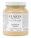 Fusion Mineral Paint Buttermilk Cream