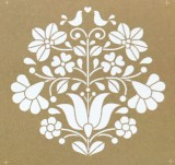 Scandinavian Floral - set