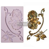 Redesign - Mould - Victorian Rose