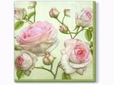 Servett Vackra Rosor