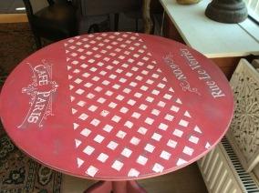 Möbel  CAFE`BORD PARIS -