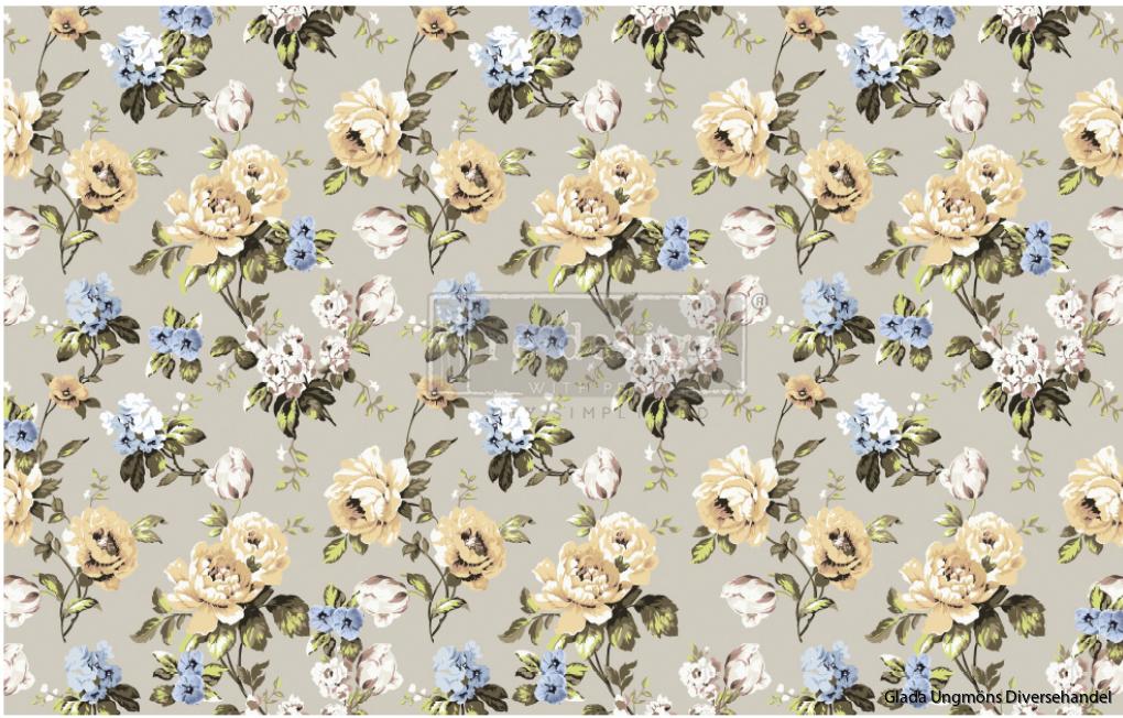 Redesign Decoupage Décor Tissue Paper - Marigold