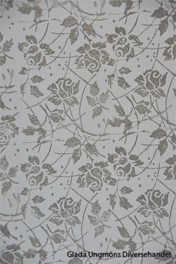 Pattern roller - Rose pattern (1)