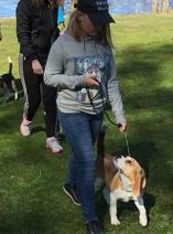 Barn med hund Broby