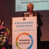 Borgmästare Ulrike Wäsch