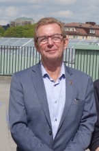 Bernt Thörnqvist, redaktör.