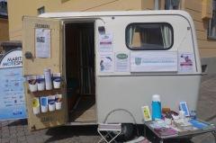 Husvagnen - vår monter