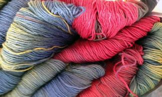 5022 Handfärgat Opal  - 5022 Handfärgat