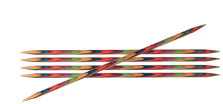 KnitPro strumpstickor - 15 cm - Knitpro 15 cm – stl 2,0