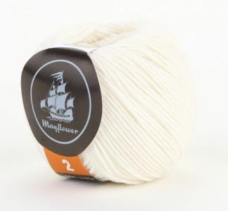 Cotton 2 Naturvit - Cotton 2 Naturvit