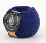 Cotton 2 Mörkblå