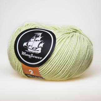 Cotton 2 Ljusgrön - Cotton 2 Ljusgrön