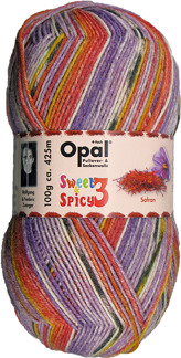 9121 – Sweet and Spicy 3 - 9121 Sweet and Spicy 3