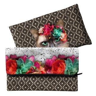 Vikbar väska - Vikbar väska Katt