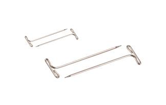 T-nålar för blockning - T-nålar