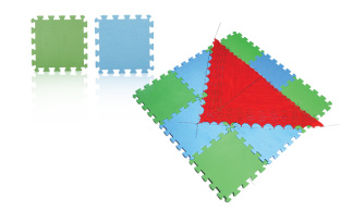 Knit Pro Blockningsmattor - Knit Pro Blockningsmattor