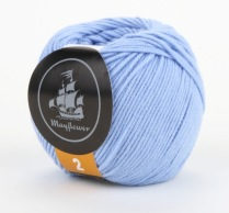 Cotton 2 Ljusblå