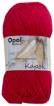 Opal Kapok - Röd 1805