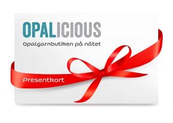 Presentkort på OPALICIOUS - Presentkort