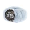 Super Kid Silk Mohair - Super Kid Silk – Ljusblå