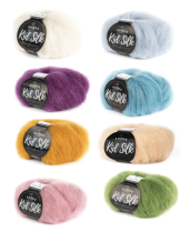 Super Kid Silk Mohair
