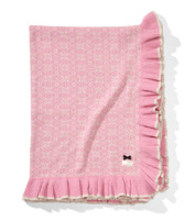 .Odd Molly Lovely Knit Blanket Milky Pink