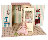 .Maileg, Bunny and the pea - playset