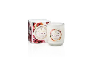 .Voluspa Boxed Candle Macaron (doftljus)