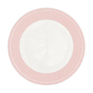 GreenGate Assiett Alice Pale Pink (liten)