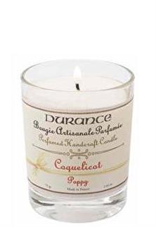 Durance Mini Candle Poppy (vallmo)