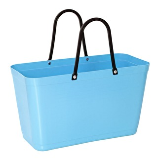 ..Hinza väska - Ljusblå (Green Plastic)
