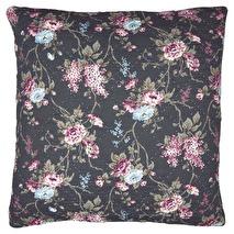..Greengate Kuddfodral, Maude dark grey (50x50)
