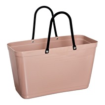 ..Hinza väska - Nougat (Green Plastic)