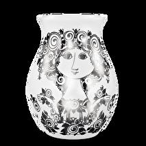 .Björn Wiinblad Vas Rosalinde (silver)