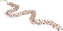 Ljusslinga, Pearl & Diamonds (röd)