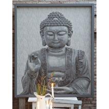 .Svanefors Bonad Jaquardväv - Buddha