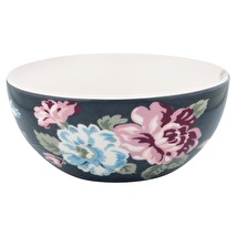 GreenGate Cereal Bowl Maude Dark Grey