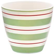 GreenGate Latte Mugg Elinor green
