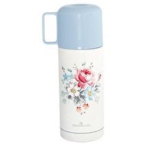 GreenGate Termos Marie pale grey, 350 ml