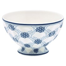 Greengate French Bowl Lolly blue (medium)