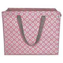 Greengate Stor plastbag Tammie red