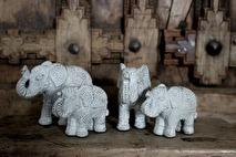 Maja, Elephant liten